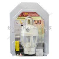 110V/220V-240V 360 Degrees 60W PIR Motion Sensor E27 Led Lamp Bulb Light Holder