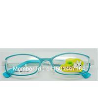 Eyeglass frame, 2013 NEW, Lightest, colorful plastic frame for Kids, FREE SHIPPING