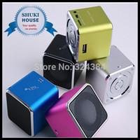 Mini Speaker MUSIC  MD07U read TF card/USB+FM radio md07-U, laptop pc speaker