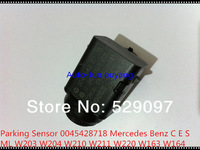 Free shipping Parking Distance PDC Sensor 0045428718 for Mercedes Benz W203 W209 W210 W211 W220 W163