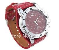 Top Brand Fashion Ladies Quartz Watch Leather Band Women Sport Watch For Children Gift free drop shipping