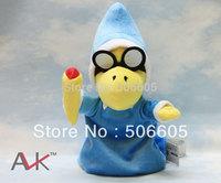 "New Super Mario Bros. World Plush Magikoopa Kamek Soft Toy Stuffed Animal 8"" Retail 1pcs"