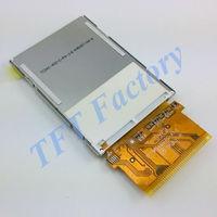 "Factory direct sale  2.4"" TFT LCD Module Dots 240 x 320 Dots 37pins IC ILI9325  Free shipping 5pcs"