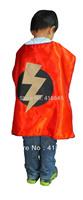 50*70CM superhero Cape for  halloween performence  kids clothing christmas gift