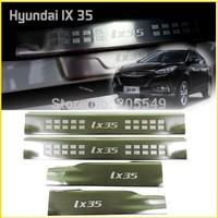 Наклейки Myhung Hyundai IX35 TUCSON IX 2009/17