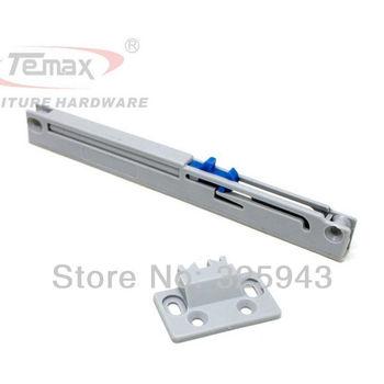2PCS Drawer Slide Soft Close Damper Cabinet Adapter Slides Glides Sliding Track Temax Furniture Buffer M802