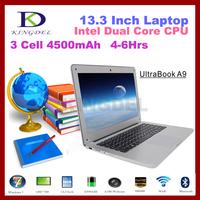 KINGDEL 13.3 inch Laptop Notebook 2GB RAM,32GB SSD+500GB HDD, Intel I3 Dual Core 1.80Ghz,1366*768 Bluetooth,WiFi,Webcam,HDMI