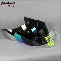 Free shipping Motorcycle Tanked Racing Helmet Visor /Wind Shield -Model TANKED T112 T200 T108 T160 X100 X192