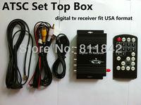 Free shipping HD ATSC-MH USA Digital TV receiver