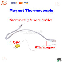 LY-TS1 Omega K -Type TC Magnet Thermocouple Wire Holder Jig For BGA repair