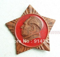 Cultural revolution medal of honor is unique in the chairman MAO badge