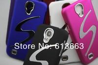 Luxury Chrome Gem Hard Slim Case Cover for Samsung Galaxy S4 S 4 IV i9500