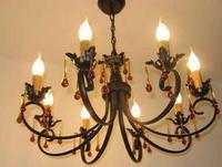 3W  5W LED Candle Light CE RoHS White /Warm White 220V factory sale 5pcs/lot E14