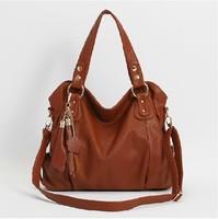 hot sale fashion 2013 new weidipolo women handbag genuine leather cowhide brand name handbags shoulder bag bolsas tote purse