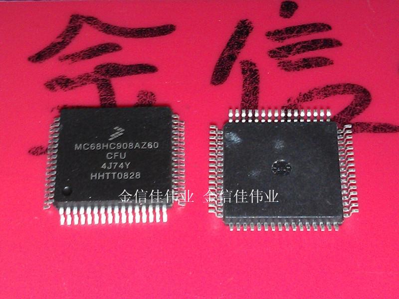 MC68HC908AZ60CFU MC68HC908AZ60 4J74Y(China (Mainland))