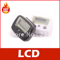 New Arrive: LCD Run Step Pedometer Walking Distance Calorie Counter free shipping