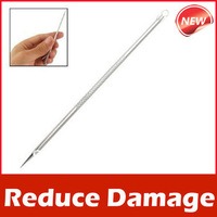 New Arrive: 2 x Stainless Steel Blackhead Pimples Acne Needle Tool free shipping
