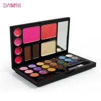 Danni make-up set full set combination cosmetics set eye shadow plate tape tool