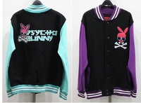 Free shipping new guaiguai rascal rabbit lovers sweatshirts baseball uniform tracksuits sportswear thickening autumm hoodies
