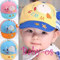 2013 New Arrival baby hat/cap infant cap 3D bee fish style Infant Hats Skull Caps Toddler Boys&Girls children sunhat peaked cap