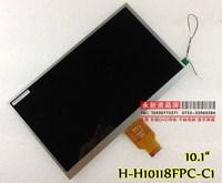 h-h10118fpc-c1 S11 lcd screen display screen 10.1 h-h101d-27c