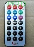 MCU learning board decoding infrared remote control of intelligent remote control car accessories