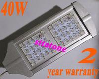 free shipping sale 2 year warranty AC85-265V IP65 40W  led street light 130-140LM/W LED  led street light