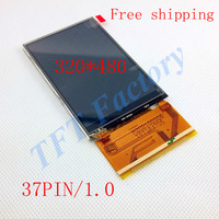 "2pcs Factory direct sale  high quality 3.5"" 320*480 TFT LCD Module Display + Touch Panel +D51E5TA7601"
