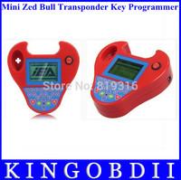 Top 2014 Super Mini Type Smart Zed Bull Auto Key transponder ZED-BULL,car key programming tools zedbull,OBD Key Program Machine