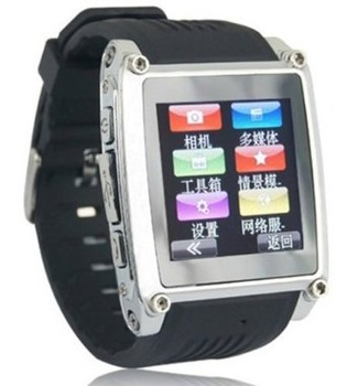 Derk 2013 fashion watch cell phone MQ668 WATCH mobile PHONE