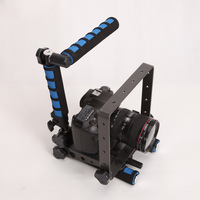 [Drop Shipping] DSLR Rig DR-2 original Movie Kit Shoulder Mount for 5D Mark2,7D DSR-PD198P AG-HMC153MC   30200091