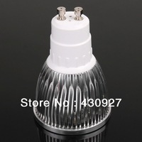 30pcs led bulb GU10 15w 5x3W warm white cold white 220V Dimmable led Light led lamp led spotlight free shipping