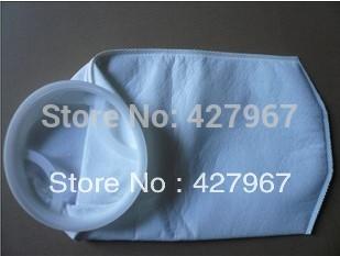 "200 micron,filter socks,No.1 filter bags, polypropylene PP, PET PE, non-woven depth filter bags, size:7""x 17""Inch,178x431mm"