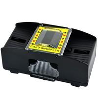 New 1-2 Decks Playing Card Shuffler Quick Shuffling Automatic Machine TK0672