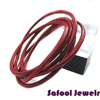 VB193(Min.Order $15)Wholesale 2013 Men Women Bracelets Punk Style Vintage Leather Bracelet Wrap Bracelets Gifts High Quality