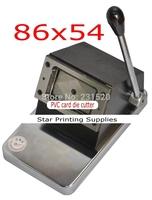 PVC Card ID card Die Cutter 86x54mm International standard size