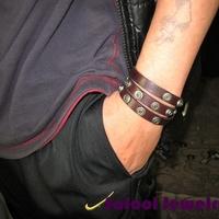 VB200(Min.Order $15)Wholesale 2014 Men Women Bracelets Punk Style Vintage Leather Bracelet Wrap Bracelets Gifts High Quality