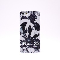 Free Shipping Lady Fashion Style Hard Plastic Back Case Cover for Apple iPhone 5