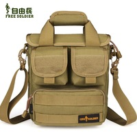 Outdoor advanced tactical shoulder bag portable handbag cross-body bag picture portable small man bag