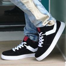 free shipping Flat vintage male shoes sneaker shoes men's skateboarding shoes men casual shoes071501