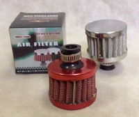 Universal Fit 12MM Bottom Aperture Air oil Crankcase Vent Breather filter