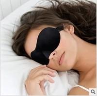 Free Man Travel Sleep Rest Sleeping Eye Mask Blindfold w/ Earplugs Shade Travel Sleep aid Cover Light Guide