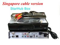 3 pcs/lot  Singapore StarHub box cable version Q5C hd pvr DVB-C receiver free shipping