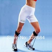 Crossfit Latex Resistance training Bouncing leg strength home fitness equipment  children adult Athletics agility training