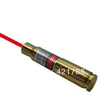 Hot Sale! Tactical 8X57 Red Laser sight Bore Sighter free shipping