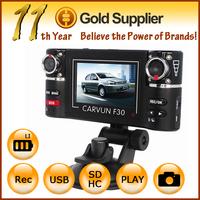Dual Camera Car DVR Driving Recorder Video Audio Recorder Camcorder Blackbox
