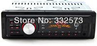 1 Din In-Dash,12V Car mp3,Stereo MP3 Player,car Audio,FM radio, disk/SD/MMC card/remote Control,USB port,4x50W output,Car player