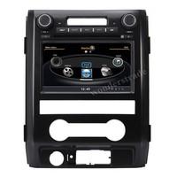 Car DVD Player GPS Navigation Radio for Ford F150 2011 2012 2013 +3G WIFI + CPU 1GMHZ + DDR 512M + v-20 Disc + DVR + A8 Chipset