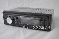 AUDIO Car MP3 Player,1 Din In-Dash,12V Car mp3,car Audio,FM radio,disk/SD/MMC card/remote Control,USB port,4x50W output