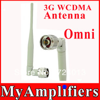 HOT SALE Omni Directional WCDMA Antenna, Repeater Booster Indoor Antennas Mobile Phone Signal Amplifier 10Pcs lots  Wholesale
